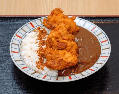 特製鶏唐カレーライス